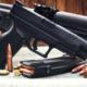 illegal gun cartridges